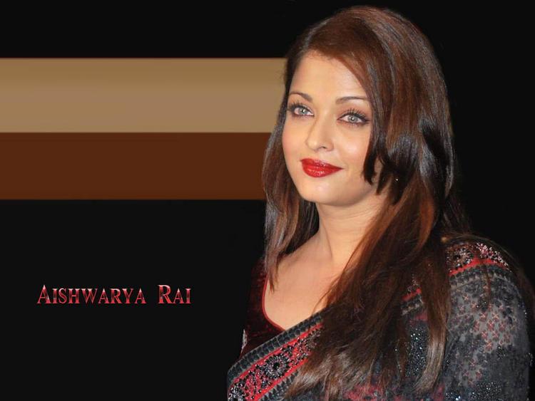 Aishwarya Rai Red Lip Awesome Beauty Still