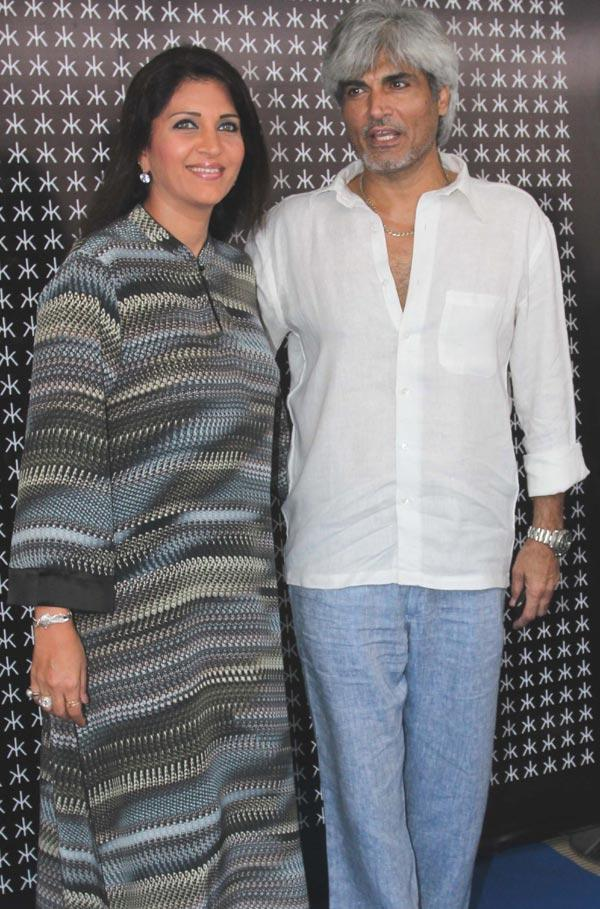 Harminder and Sangeeta Singh at Hakkasan Anniversary Bash