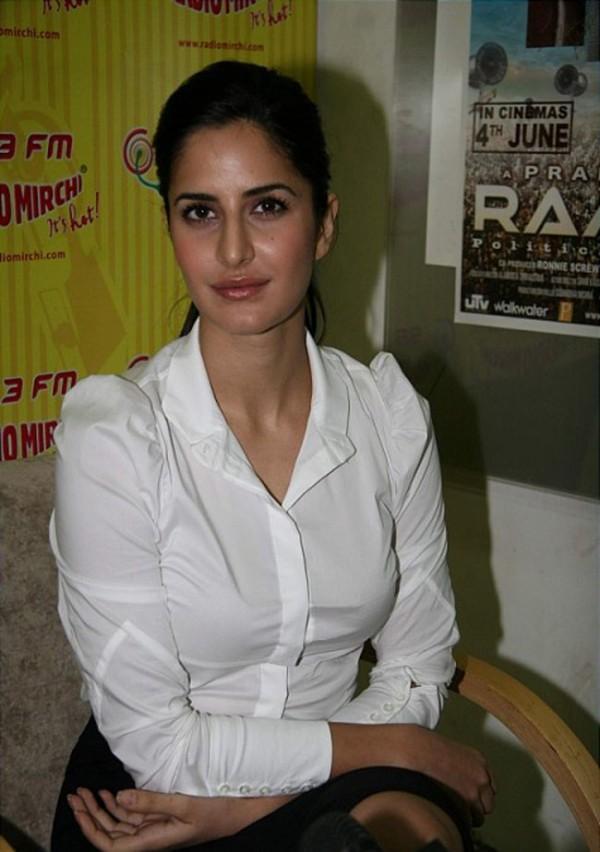 Katrina Kaif at a Promotional Event of Rajneeti