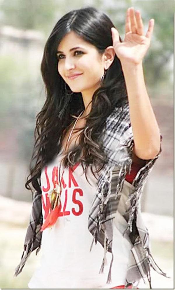 Katrina Kaif Stunning Beauty Still In Mere Brother Ki Dulhan