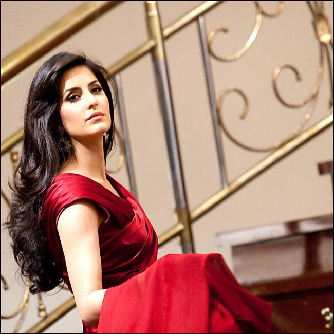 Most Beautiful Katrina Kaif New Lux Beauty Oils Ad