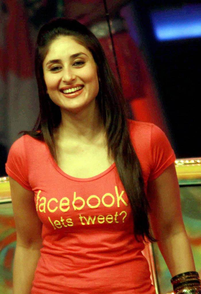 Beautiful Kareena Kapoor Gorgeous Smile Pic