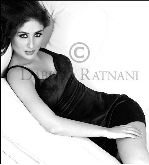 Kareena Kapoor Dabboo Ratnan Calendar Pic