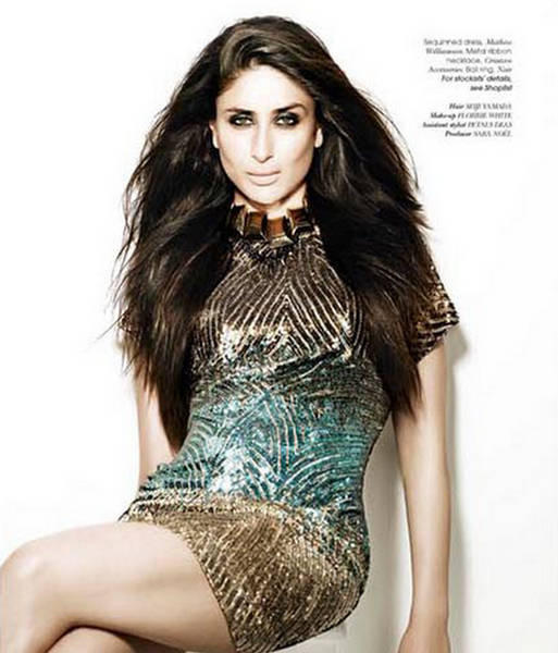 Kareena Kapoor Latest Sexy Photoshoot