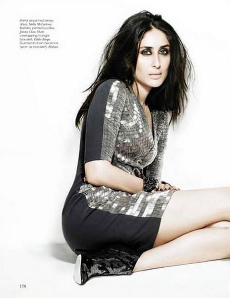 Kareena Kapoor Ugly Pose Photo Shoot