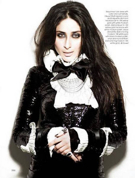 Kareena Kapoor Vogue Magazine Pic