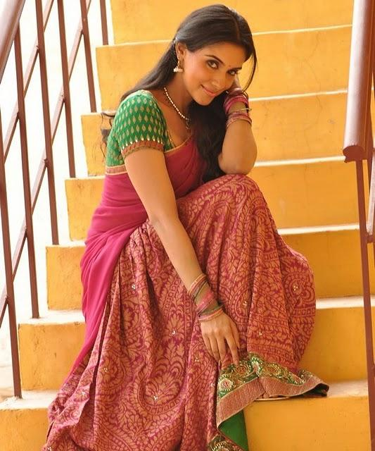 Asin Thottumkal Cute Pose Photo Shoot
