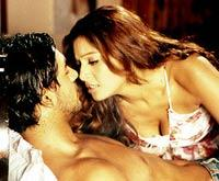 Bipasha Basu Sexy With John