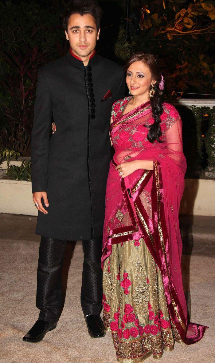 Imran Khan and Avantika Wedding Reception PiC