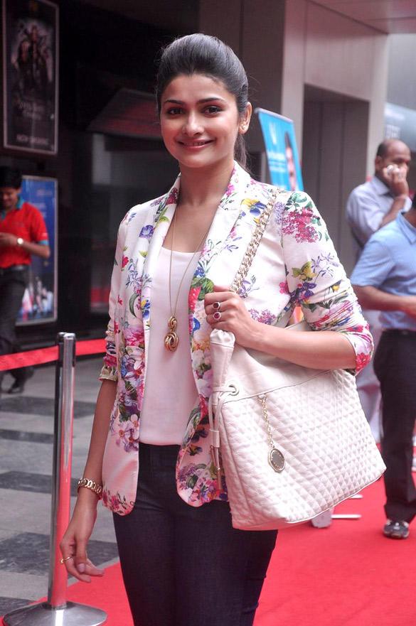 Prachi Desai Attends Screening Of Animated Film The Lorax