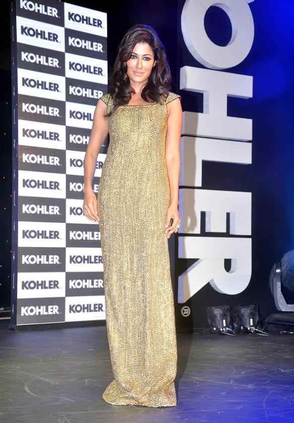 Brand Ambassador Chitrangada At The Launch Of Kohler