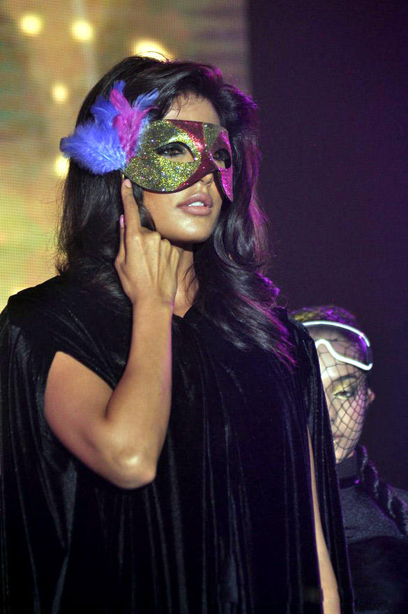 Chitrangada Singh Wear Mask Stills