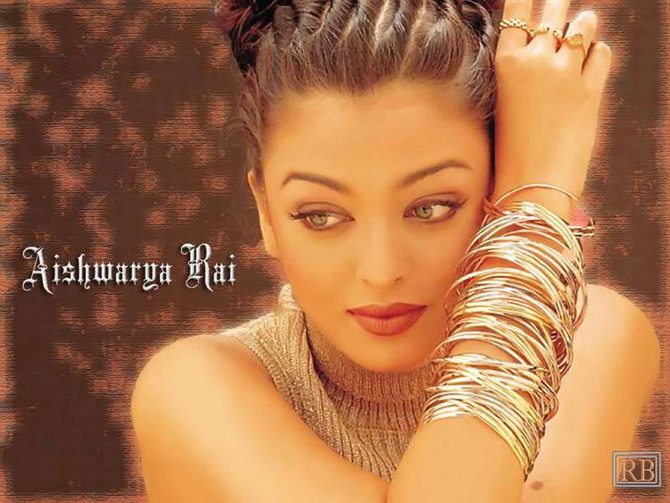 Aishwarya Rai Rock Hair Style Cool Wallpaper