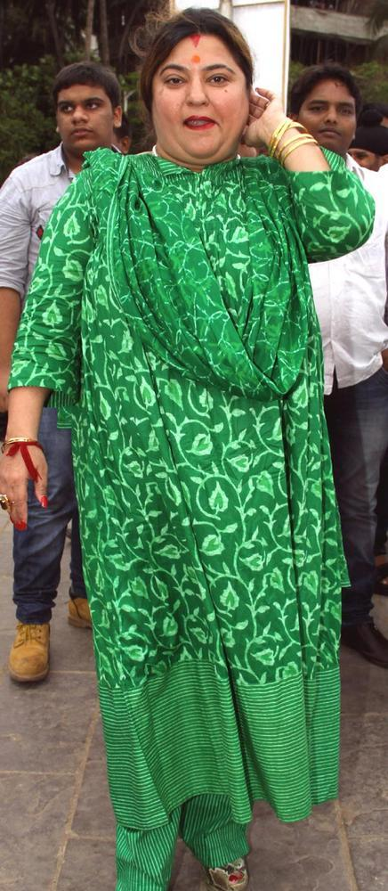 Dolly Bindra Goes Green