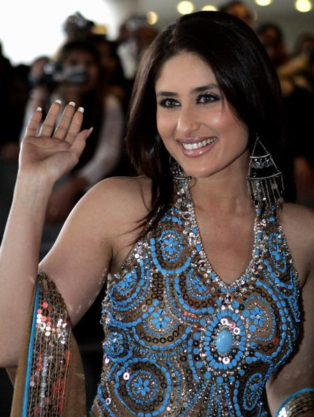 Kareena Kapoor Cute Smiley Picture