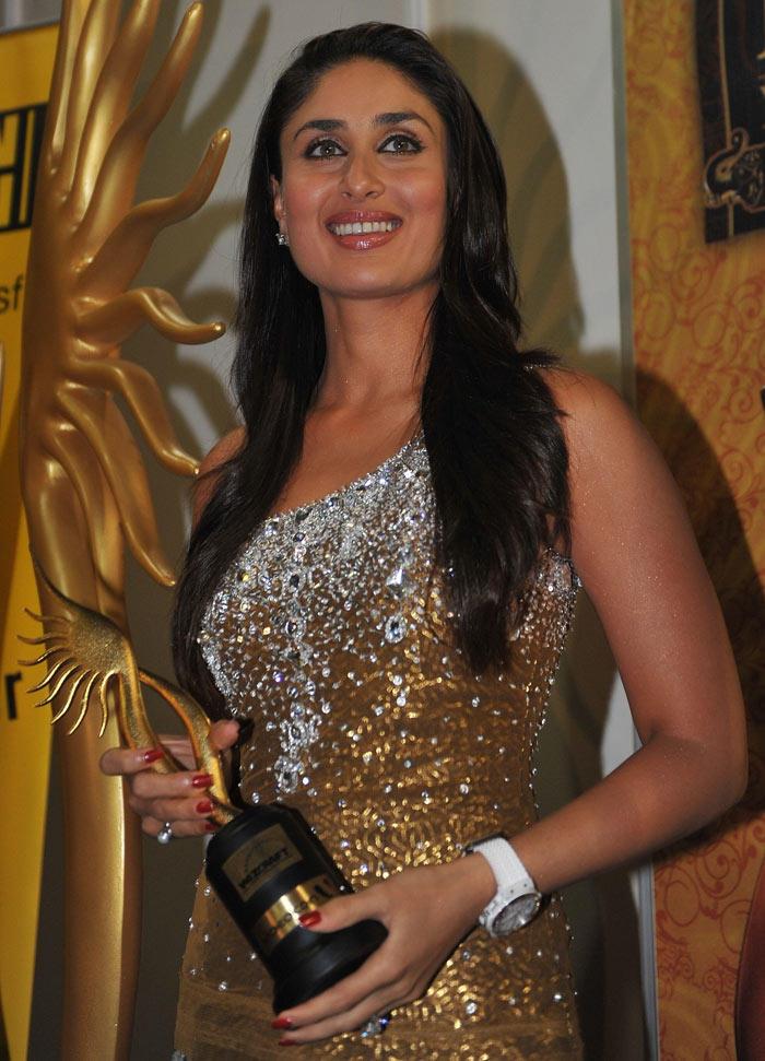 Kareena Kapoor Happy Still With Idea IIfa Award
