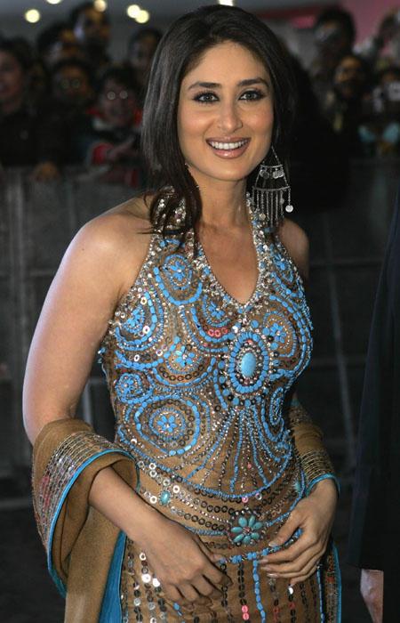 Kareena Kapoor Sexy Dress Sweet Still