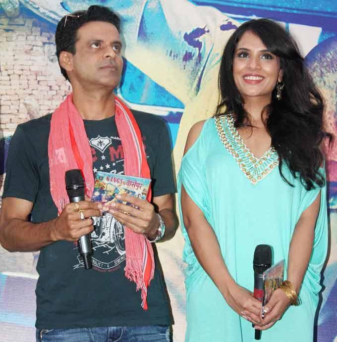 Manoj With Richa Show The Music DVD