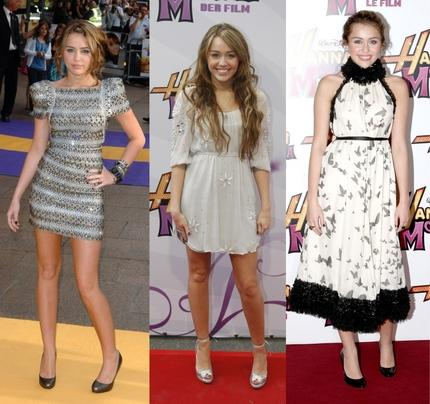 Miley Cyrus Casual Outfits Pictures