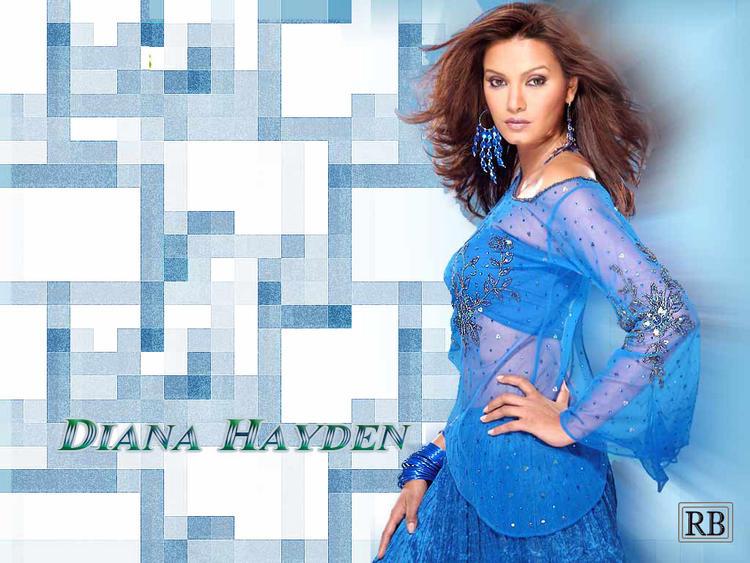 Diana Hayden Hot Wallpaper