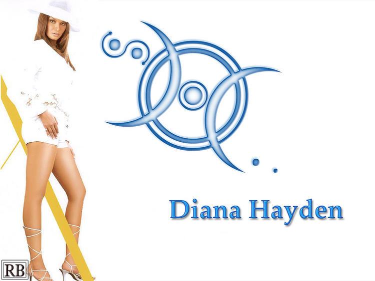 Diana Hayden Sexy Hot Wallpaper