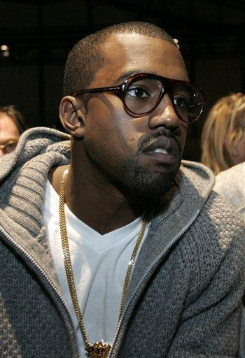 Film Director Kanye West Still
