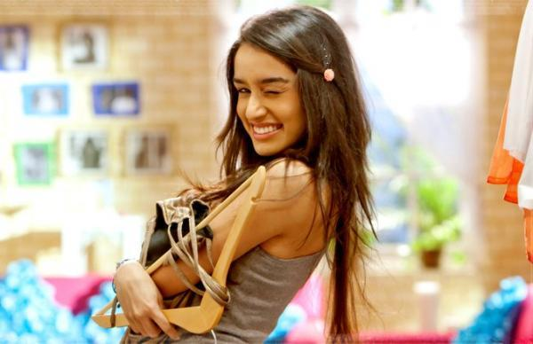 Shraddha Kapoor Cool Smiling Pic In Luv Ka The End