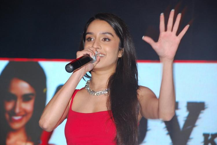 Shraddha Kapoor Press Meet Pic