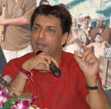 Madhur Bhandarkar Red T Shirt Still