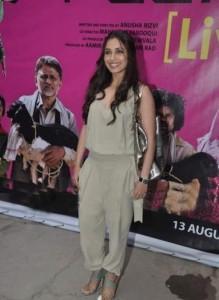 Rani Mukherjee At Peepli Live Music Launch