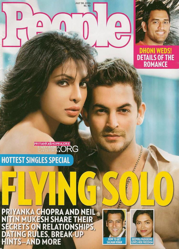 Priyanka Chopra On People Magazine