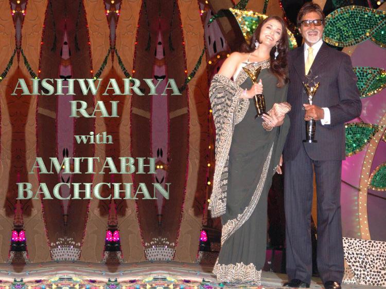 Aishwarya Rai Latest Images Wath Amitabh