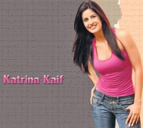 Katrina Kaif Cute Stylist Pose Wallpaper