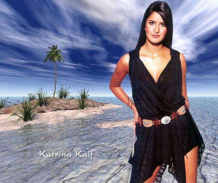 Katrina Kaif Glam Hot Stylist Wallpaper