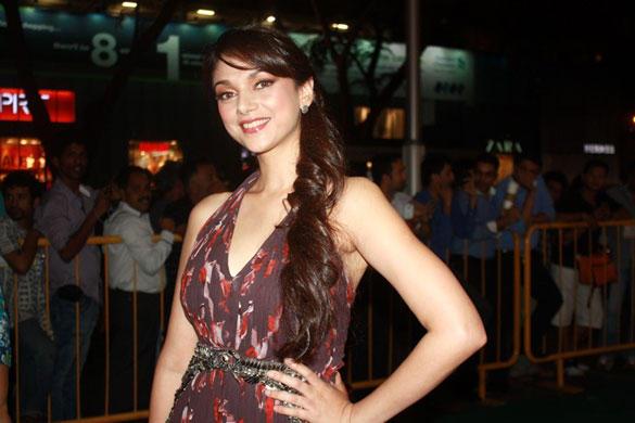 Aditi Rao Hydari at Shanghai Film Premiere at IIFA 2012 ...