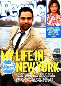 Abhay Deol People Magazine Pic