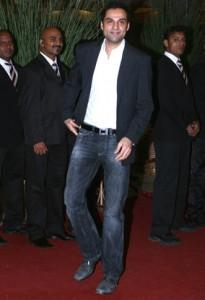 Abhay Deol Stylist Pic On Red Carpet