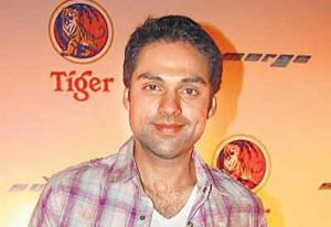 Bollywood Star Abhay Deol Sweet Picture