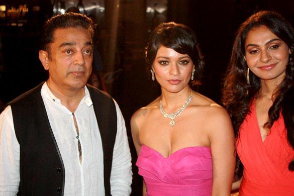 Vishwaroop Movie Press Conference at IIFA 2012