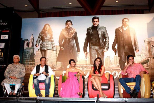 Vishwaroop Trailer Launched At IIFA 2012
