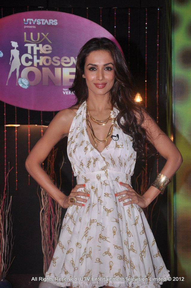 Sexy Malaika Arora Khan on Lux The Chosen One
