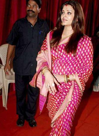 Aishwarya Rai Pregnant Photo
