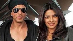 Shahrukh Khan and Priyanka Latest Pic
