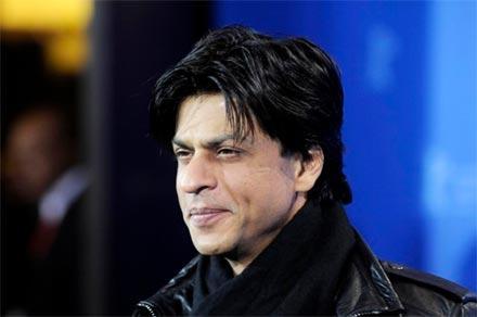 Shahrukh Khan Cute Smile Pic