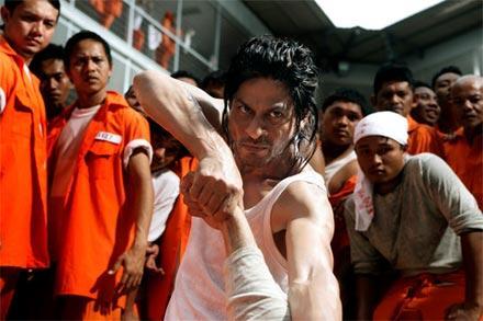 Shahrukh Khan Fight Still In Don 2