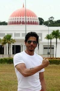 Shahrukh Khan Latest Pic In Don 2