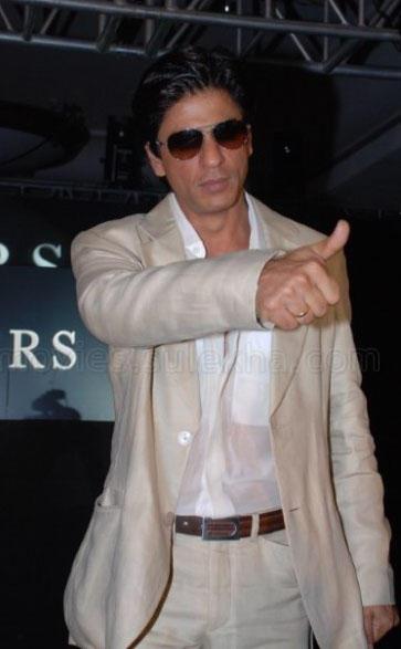 Style Icon Shahrukh Khan Photo