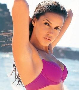 Neha Dhupia Stunning Hot Pic In Bikini