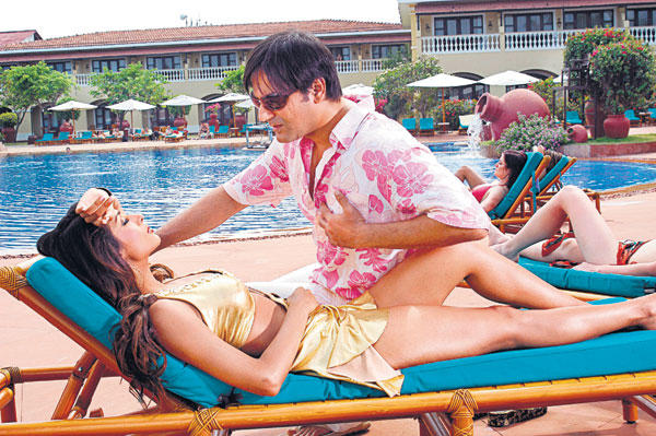 Malaika Arora and Arbaaz Romance Still