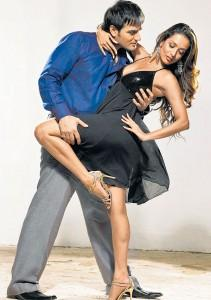 Malaika Arora and Arbaaz Sexy Dance Pic